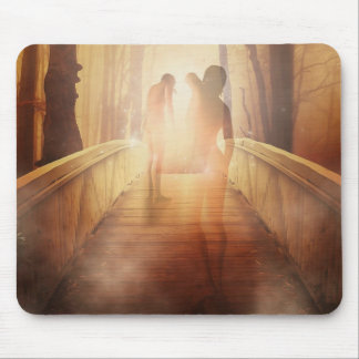 Mystical Pathway of Life Mouse Pad