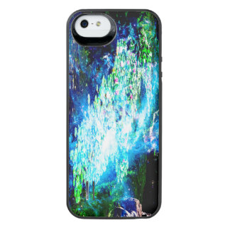 Mystical Pond iPhone SE/5/5s Battery Case