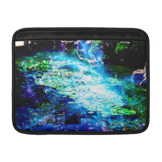 Mystical Pond MacBook Sleeve