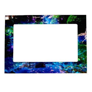 Mystical Pond Magnetic Frame