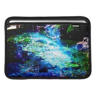 Mystical Pond Sleeve For MacBook Air