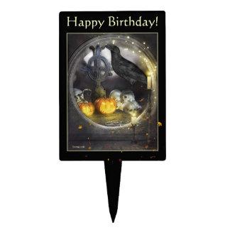 http://rlv.zcache.com/mystical_raven_happy_birthday_cake_topper-r94f77ea3013a42a7b0cf49097a83cd95_fupmp_8byvr_324.jpg