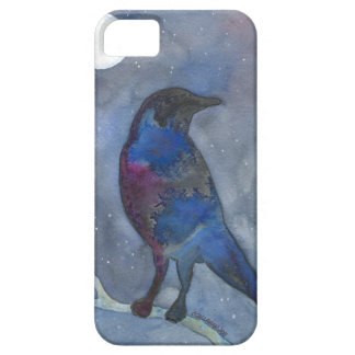 Mystical Raven iphone 5 case
