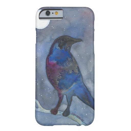 Mystical Raven iPhone 6 case