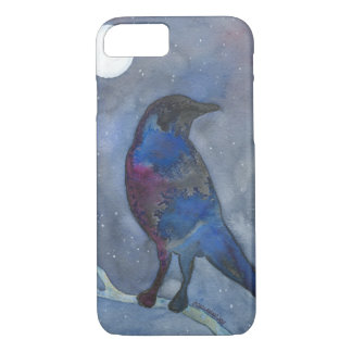 Mystical Raven iPhone 7 case