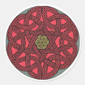 Mystical Rose stickers