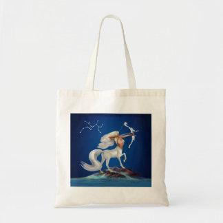 Mystical Sagittarius Tote Bag