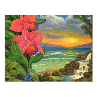 Mystical Seascape-Postcard Postcard