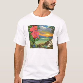 Mystical Seascape-T-shirt T-Shirt