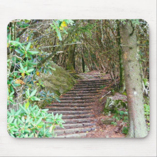 Mystical Stairway Mouse Pad