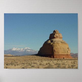 Mystical Utah Wonders Poster