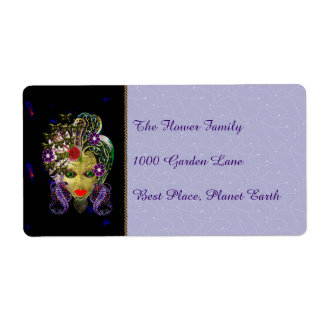 Mystical Witchy Woman Label