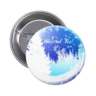 Mystical Woods 2 Inch Round Button