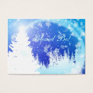 Mystical Woods Business Card