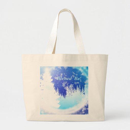 Mystical Woods Jumbo Tote Bag