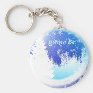 Mystical Woods Keychain