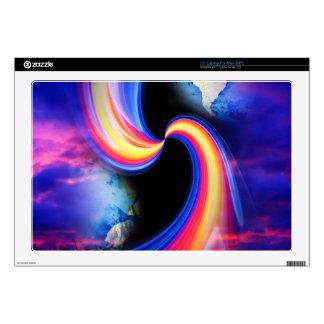 Mystical world  3 laptop decal