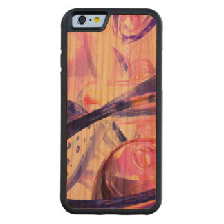 Mystically Phenomenal Abstract Carved Cherry iPhone 6 Bumper Case