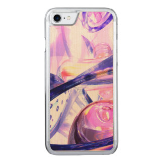 Mystically Phenomenal Abstract Carved iPhone 8/7 Case