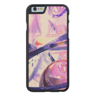 Mystically Phenomenal Abstract Carved Maple iPhone 6 Slim Case