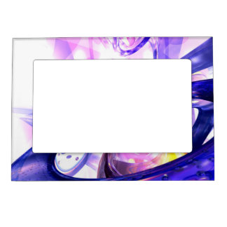 Mystically Phenomenal Abstract Magnetic Frame