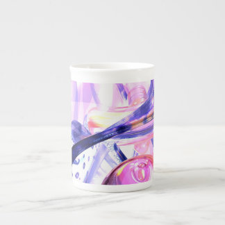 Mystically Phenomenal Abstract Tea Cup
