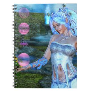 Mysticals Lake Notebook