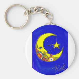 mysticmoon keychain