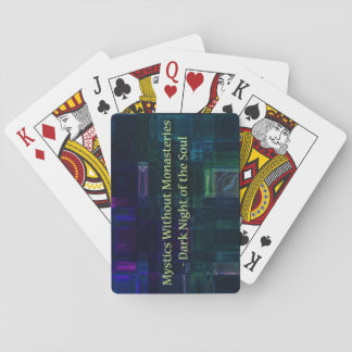 Mystics Without Monasteries BlueDeck Playing Cards