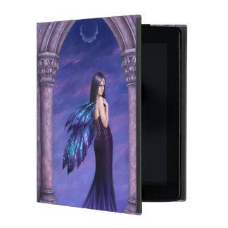 Mystique Beautiful Dark Gothic Fairy iPad Covers