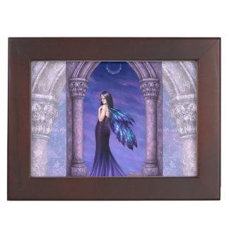 Mystique Galaxy Wing Fairy Premium Keepsake Box