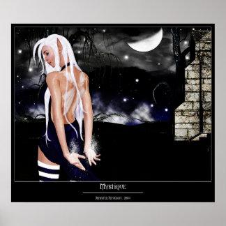 Mystique Poster