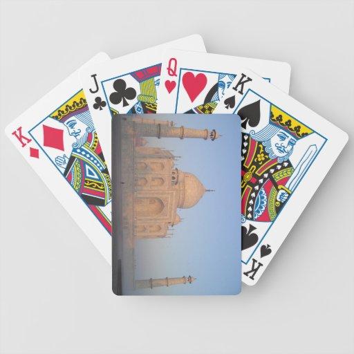 Mystique Taj Mahal Bicycle Playing Cards