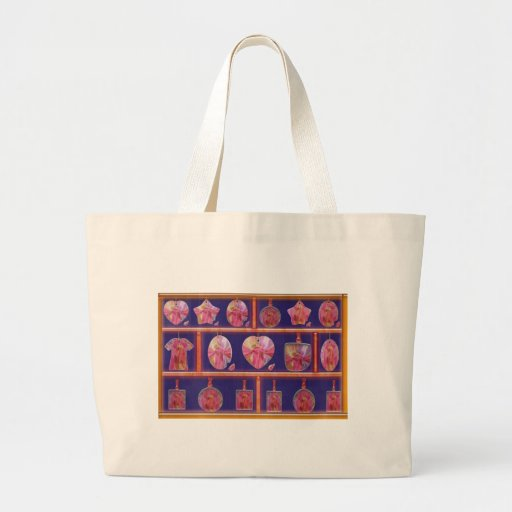 MYSTRY Oriental Collection Jumbo Tote Bag