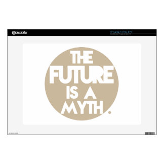 Myth (Brown) Laptop Decals