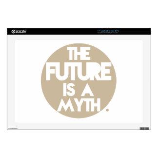 Myth (Brown) Skin For Laptop