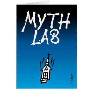 Myth Lab—Churches are like drug labs! Card