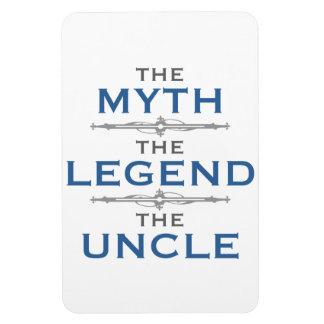 Myth Legend Uncle Magnet
