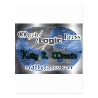 Myth/Logic Logo gear Postcard