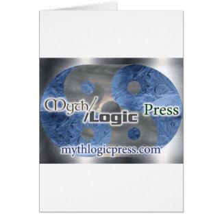 Myth Logic Press logo Card