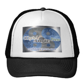 Myth Logic Press logo Trucker Hat