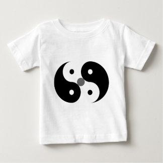 Myth/Logic Press Symbol in Black Baby T-Shirt