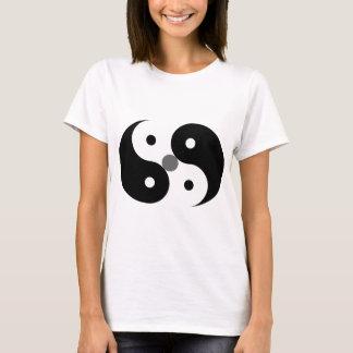 Myth/Logic Press Symbol in Black T-Shirt