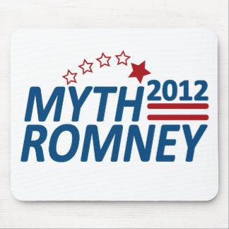 Myth Romney Anti Mitt 2012 Mouse Pad
