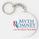 Myth Romney Key Chain
