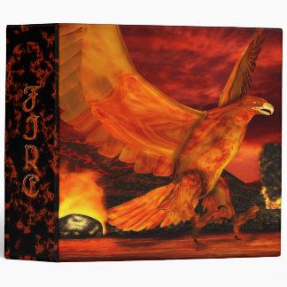 Myth Series 3 Phoenix Fire. Binder
