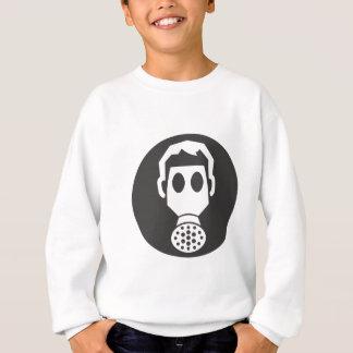 Mythbusters Gas Mask Sweatshirt