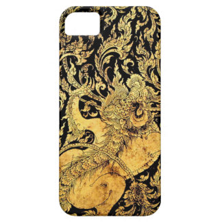 Mythic creatures of Thailand iPhone SE/5/5s Case