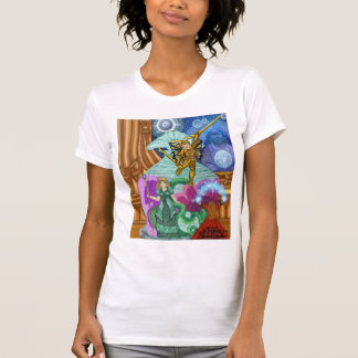 Mythic Fairy Rescue Warrior and Sorceress Tee Shirt
