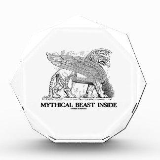 Mythical Beast Inside (Griffin / Gryphon) Award